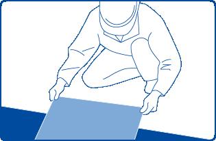 3.タイルカーペットの敷設